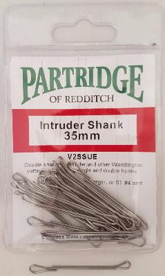 Intruder Shank Stainless 35mm